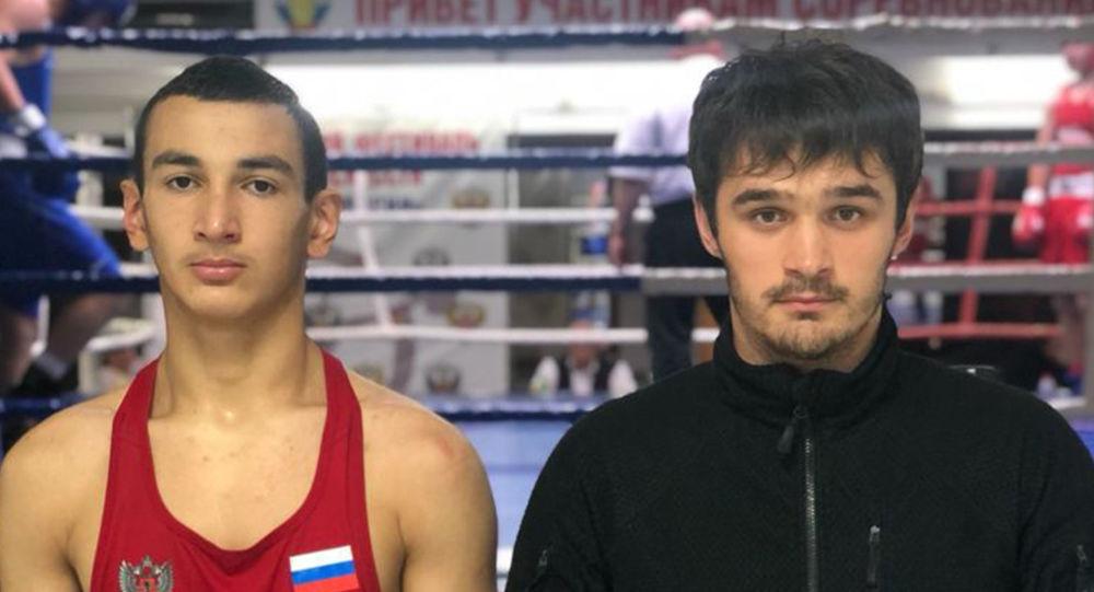 Боксер из Южной Осетии одержал победу на соревнованиях Юность России