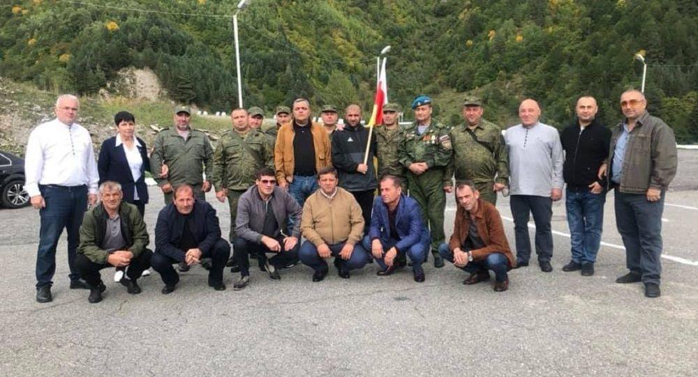 Гости из Абхазии, ДНР и ЛНР