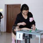 Коллектив и студенты ЮОГУ приняли участие в выборах в Госдуму РФ