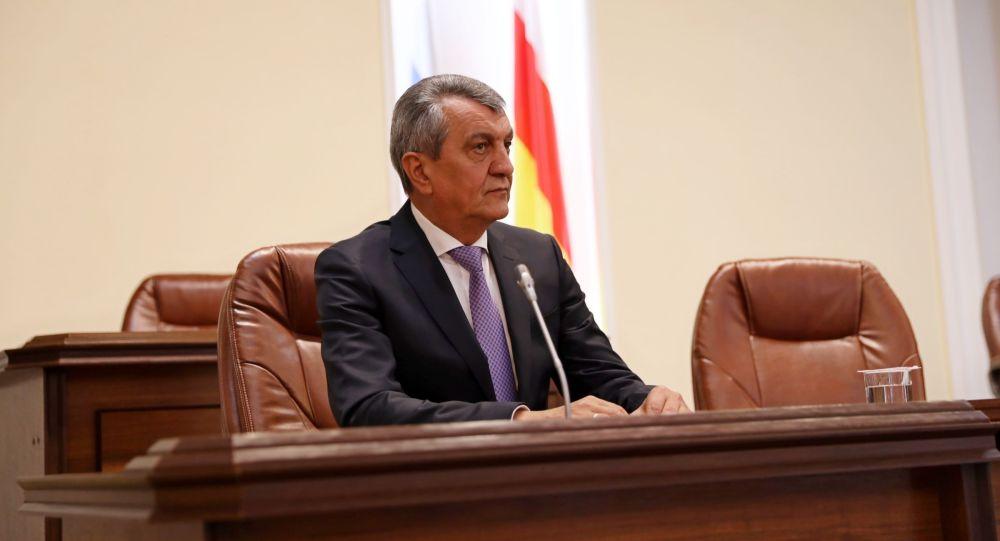 Глава Северной Осетии Сергей Меняйло