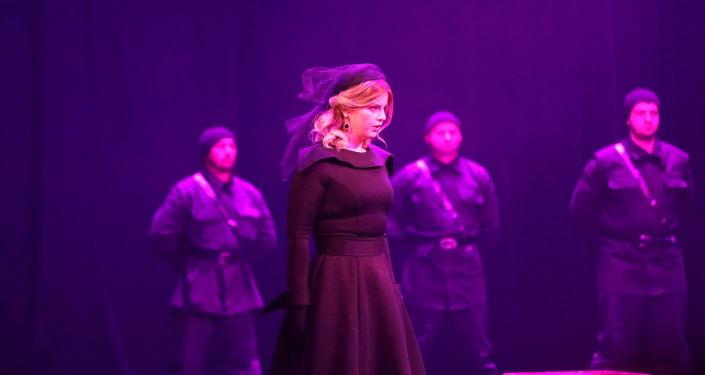 Бибылты Анатолий радта кадджын нӕмттӕ Цӕгат Ирыстоны академион театры артисттӕн