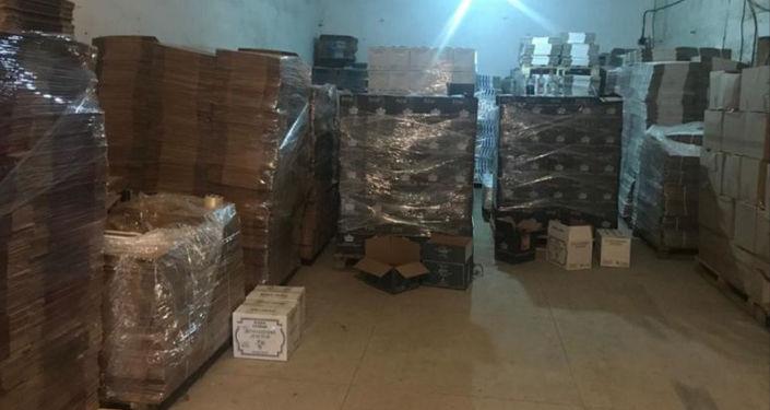 В Северной Осетии ликвидировано нелегальное производство алкоголя