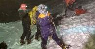 Эльбрус бӕрзӕндыл амардысты фондз альпинисты