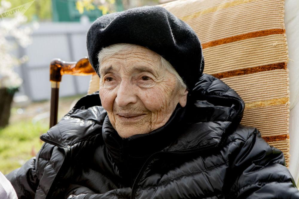 Тамара Шавлохова