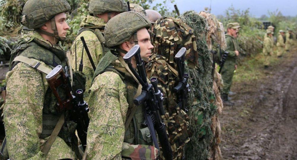 Взаимодействие разнородных подразделений в составе тактической группы прорыва оценил командующий войсками ЮВО в горах Северной Осетии