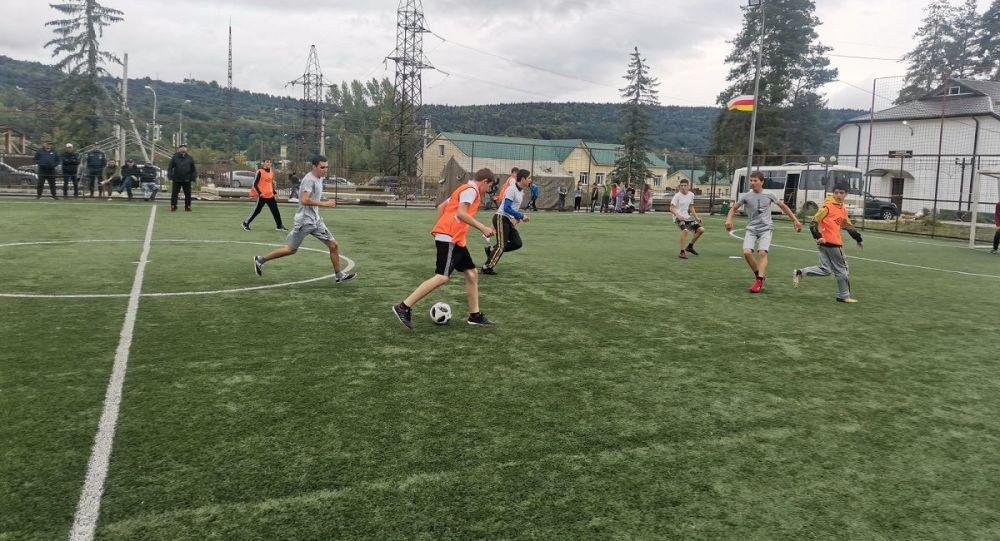 Турнир памяти Заслуженного работника физической культуры и спорта Южной Осетии Зелима Бежанова