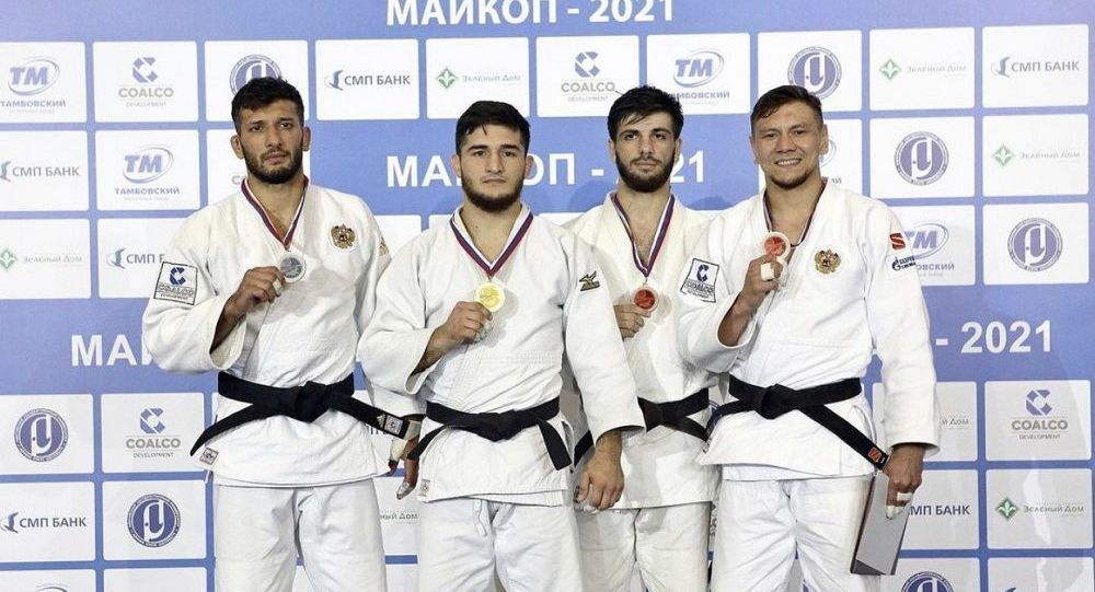 Осетинские дзюдоисты завоевали четыре медали на чемпионате России