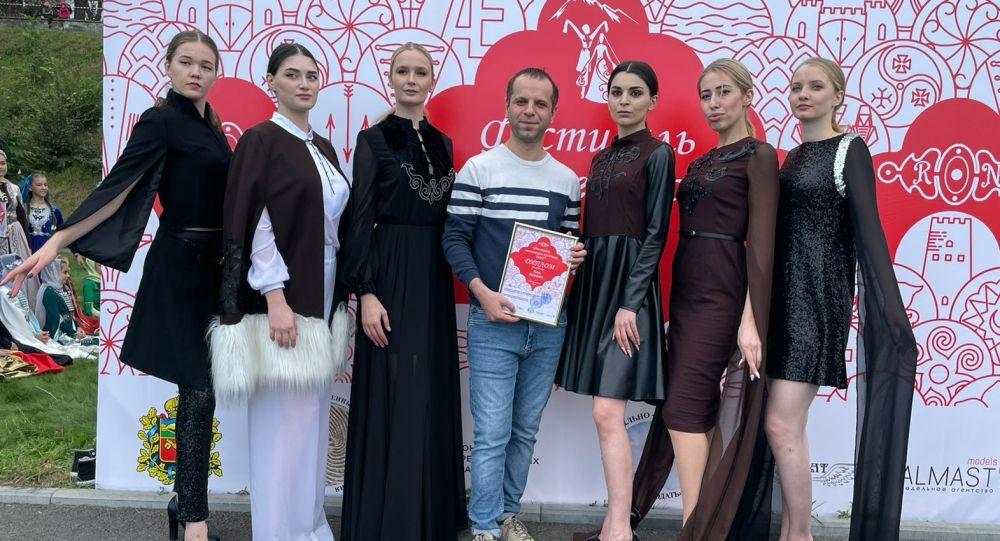 Дизайнер Хох Бекоев принял участие в фестивале во Владикавказе