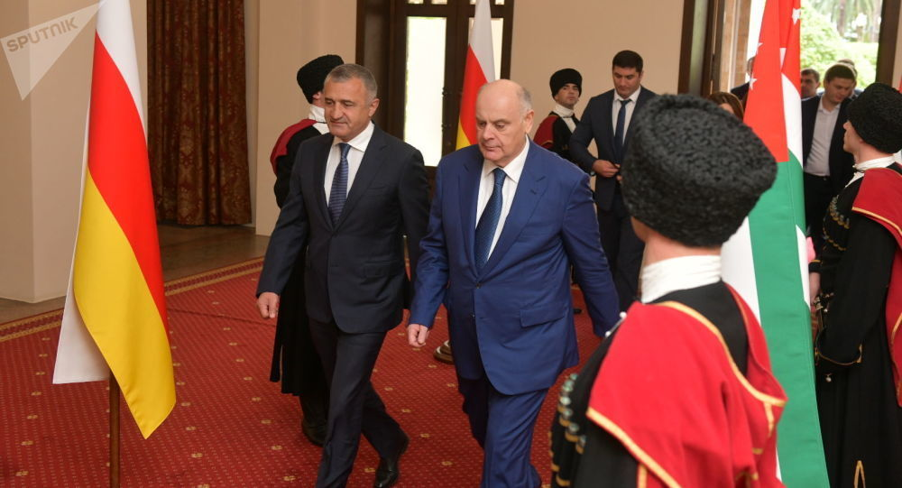 Встреча президентов Абхазии и Южной Осетии состоялась в Сухуме