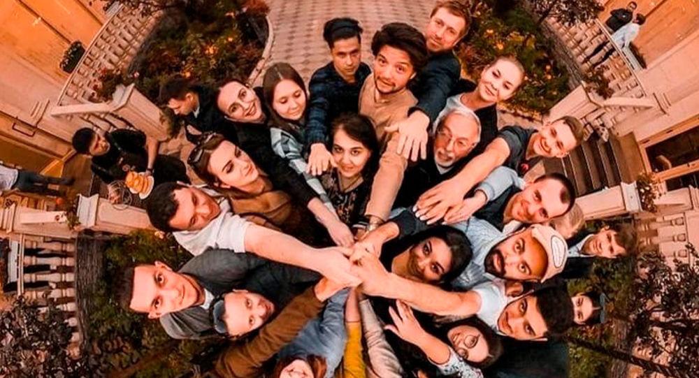 Молодежный форум в Киргизии