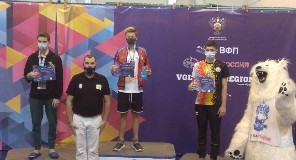 Югоосетинские пловцы завоевали призовые места в Пензе