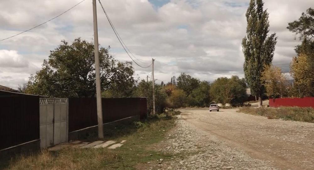 В Цинагарской зоне Ленингорского района появилось уличное освещение