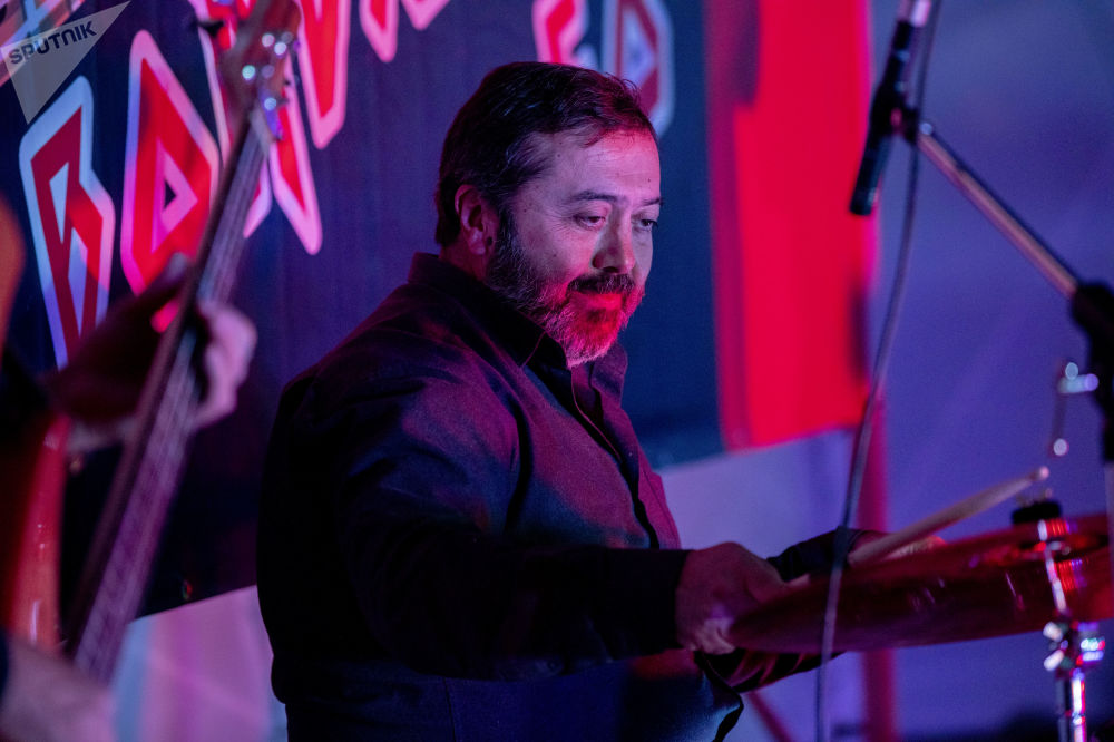 Фестиваль Ирон рок в Цхинвале