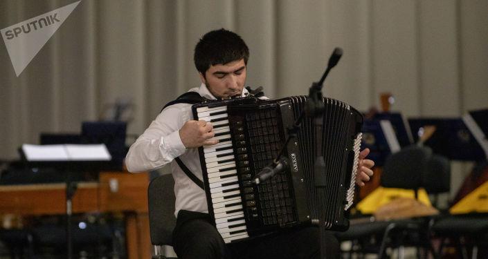 Концерт Дружбы оркестра Северо-Кавказского государственного института искусств, посвящённый Дню рождения Коста Хетагурова