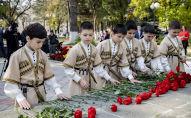 В Южной Осетии отметили день рождения Коста Хетагурова