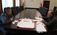 Представитель МИД Южной Осетии в Италии встретился с президентом федерации футбола