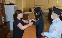 Милиция в Южной Осетии проводит профилактическую работу против распространения коронавируса