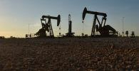 Нефтяная вышка в Америке