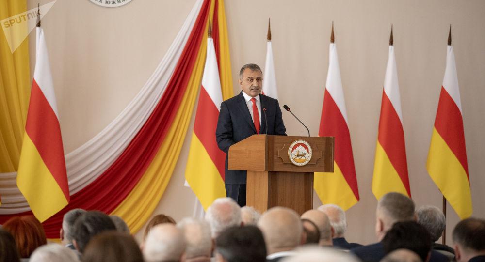 Послание Анатолия Бибилова к народу и парламенту Южной Осетии