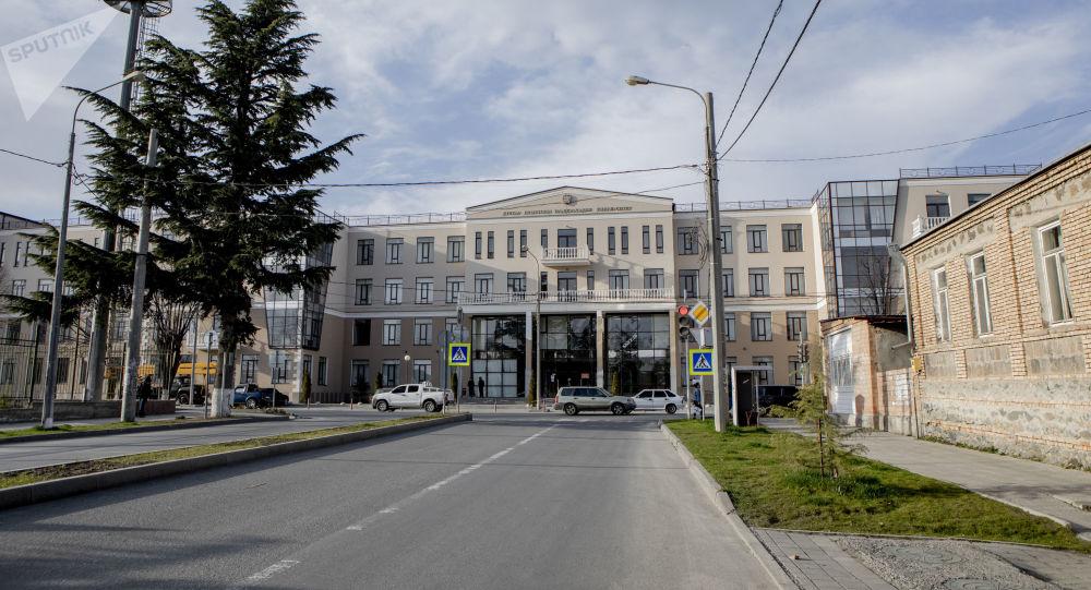 Южная Осетия на карантине