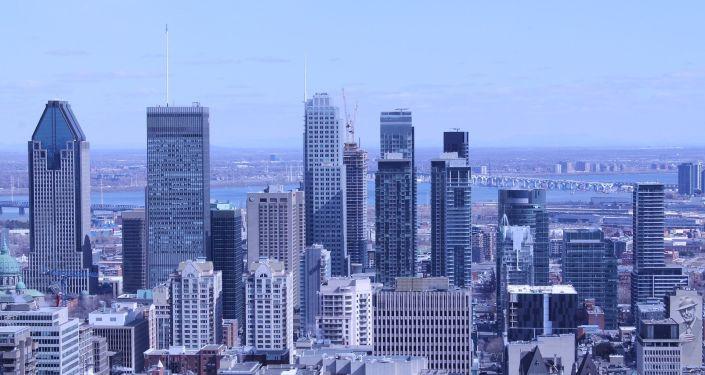 Монреаль, Канада.