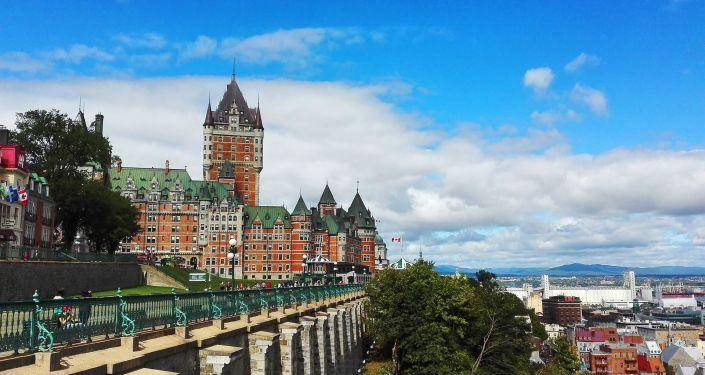 Квебек, Канада.