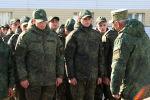 В Южной Осетии проводится осенний призыв