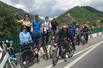 Велосипедисты Южной Осетии рассказали о тренировках и будущих велопробегах