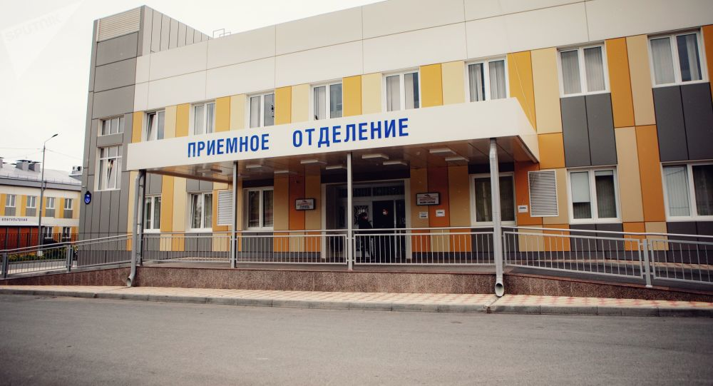 Больница г.Цхинвал