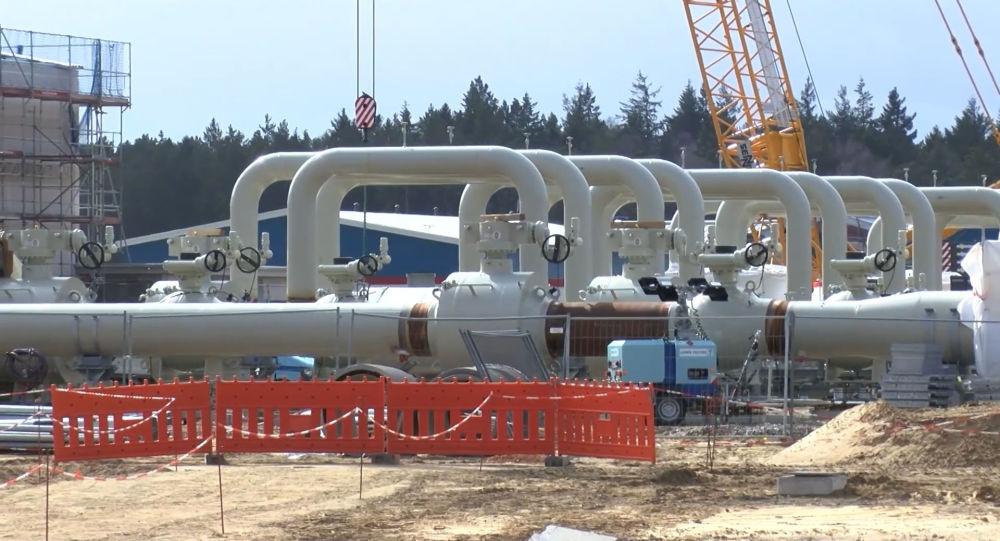 Северный поток — 2: Германия пригрозила США штрафными пошлинами на американский газ