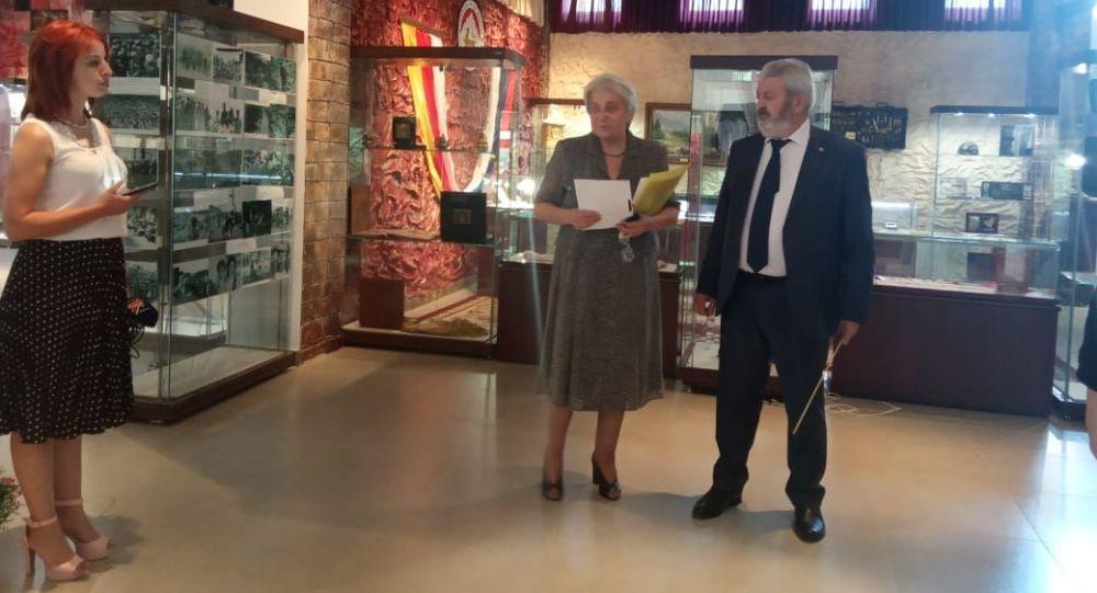 В Национальном музее открылась экспозиция к 100-летию геноцида