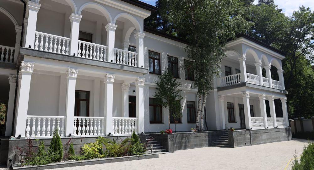 Дзауская резиденция президента Южной Осетии