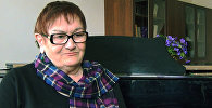 Звезда театра Эвелина Гугкаева читает Хетагурова для Sputnik.Чтения