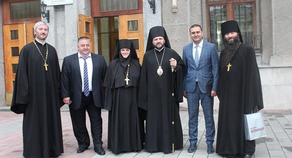 Новый епископ Владикавказский и Аланский Леонид (Горбачев) прибыл в Северную Осетию.