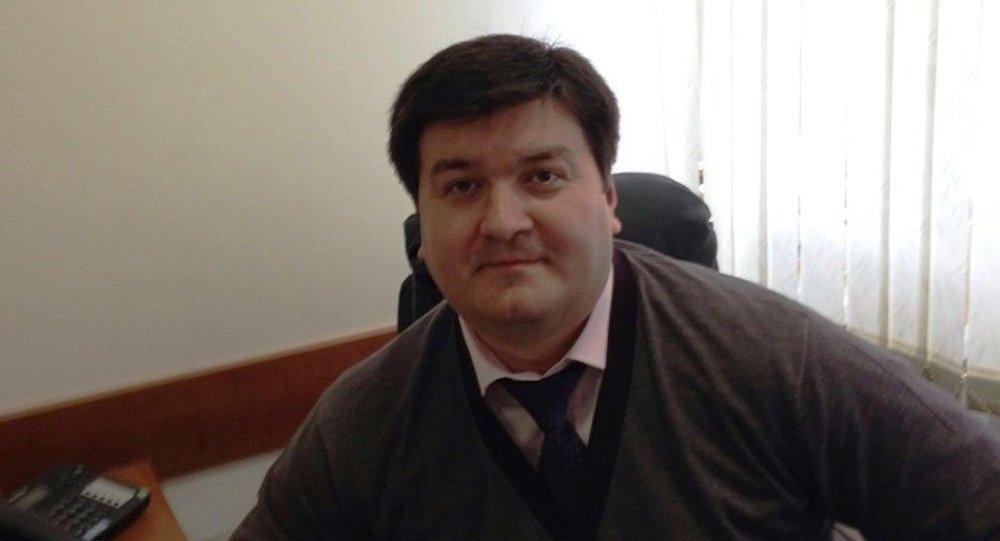 Начальник Статуправления РЮО И.Тибилов
