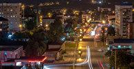 Ночной Цхинвал