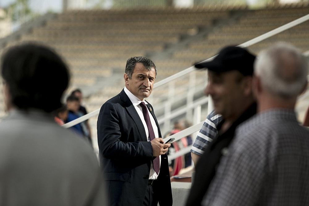 Президент Южной Осетии Анатолий Бибилов
