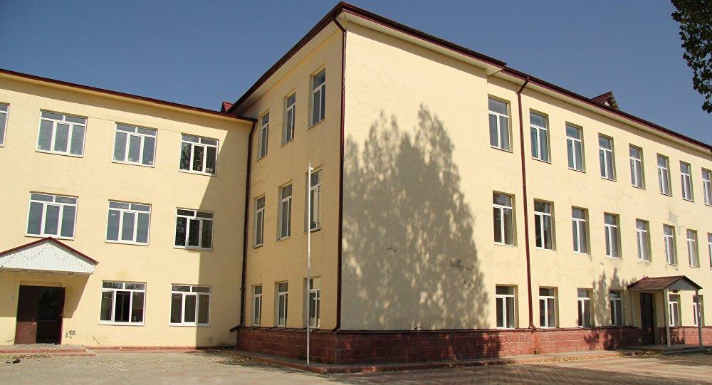 Школа № 5 г. Цхинвала