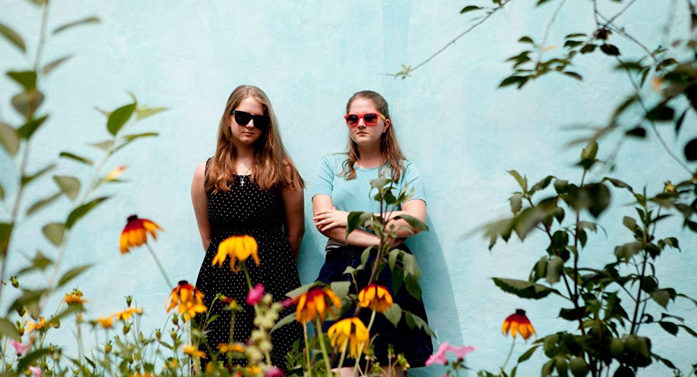 Девушки во Владикавказе