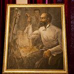 Выставка, посвященная Коста в Национальном музее Южной Осетии