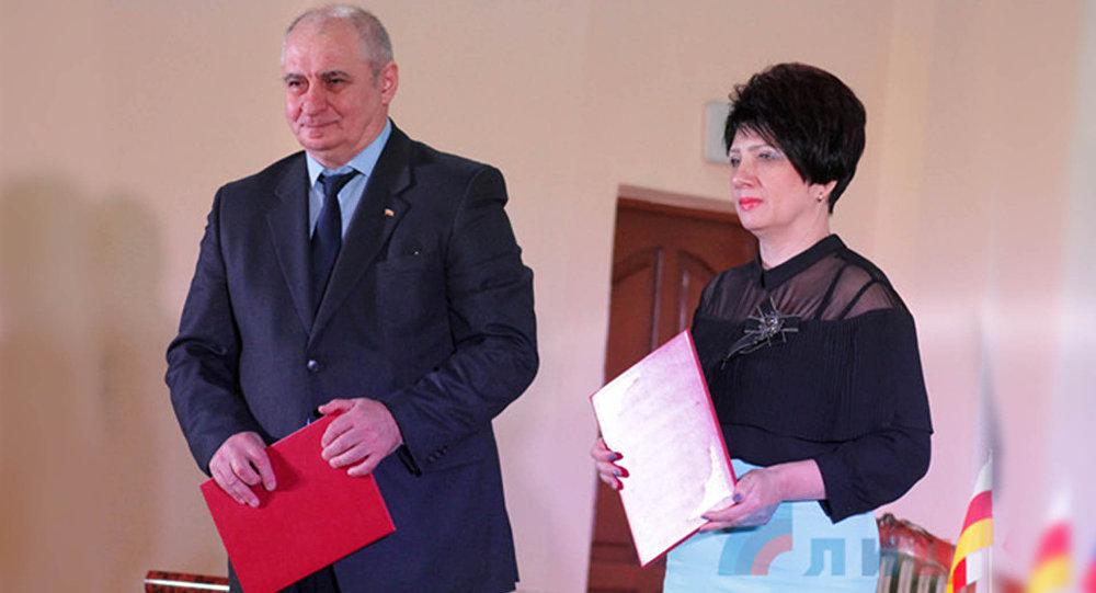 Минэкономразвития ЛНР и Южной Осетии подписали соглашение о сотрудничестве