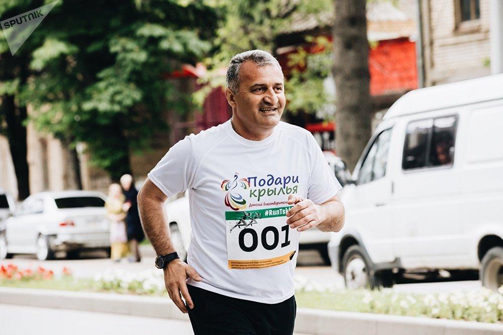 Благотворительный забег Run Tskhinval