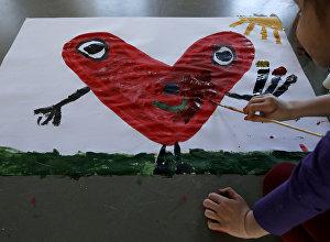 Интерактивная выставка-фестиваль детского рисунка в Санкт-Петербурге