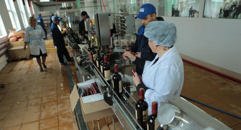 Открытие винного завода Иронсан