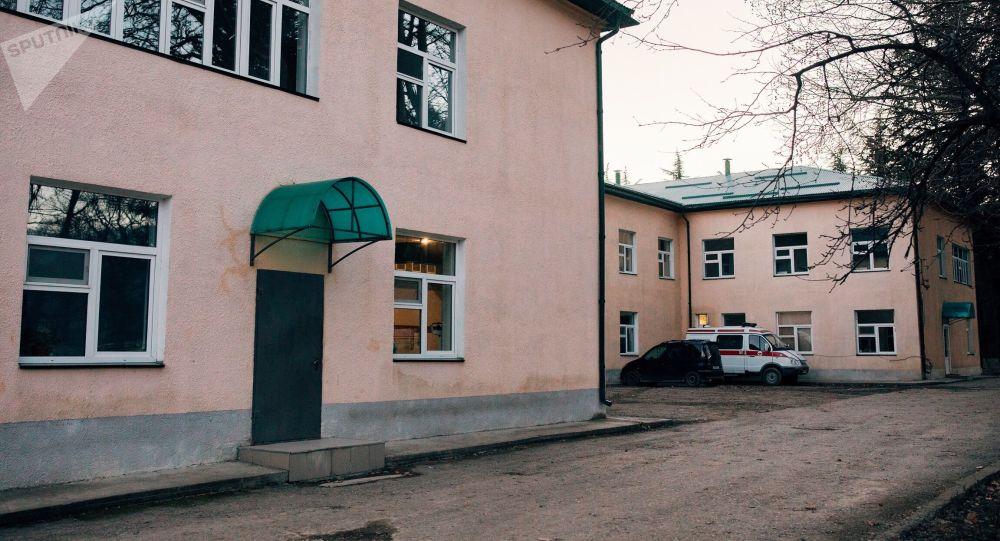 Ленингорская больница