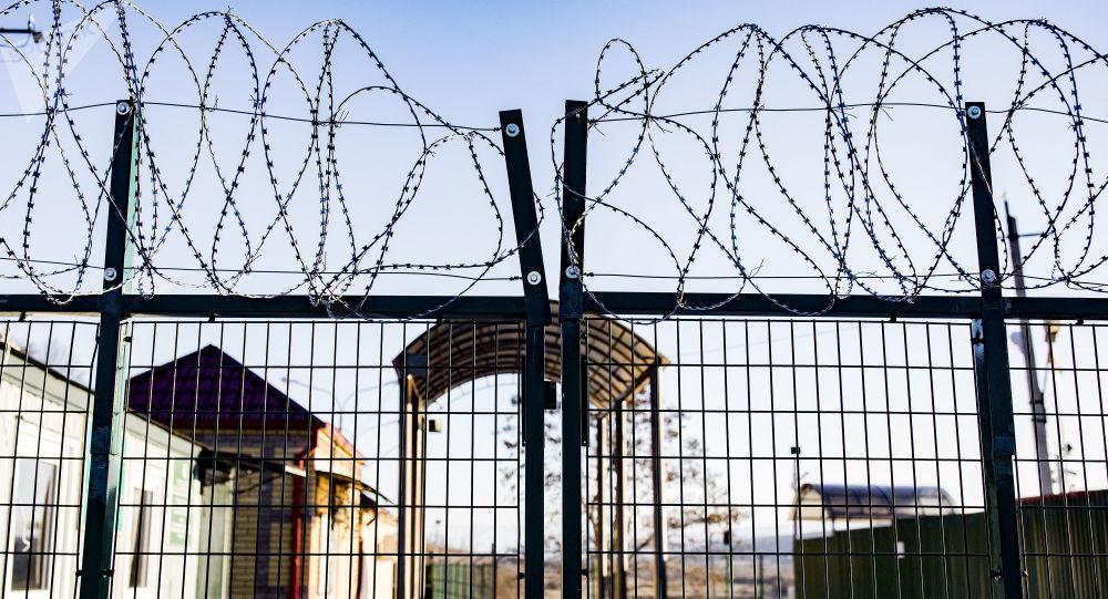 Граница Южной Осетии и Грузии