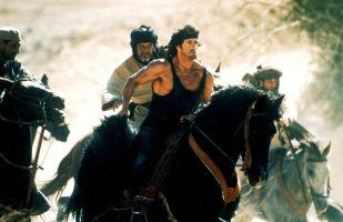 Кадр из фильма Рэмбо 3