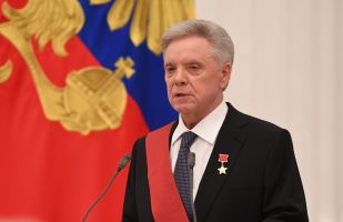 Председатель Всероссийской общественной организации ветеранов Боевое братство Борис Громов