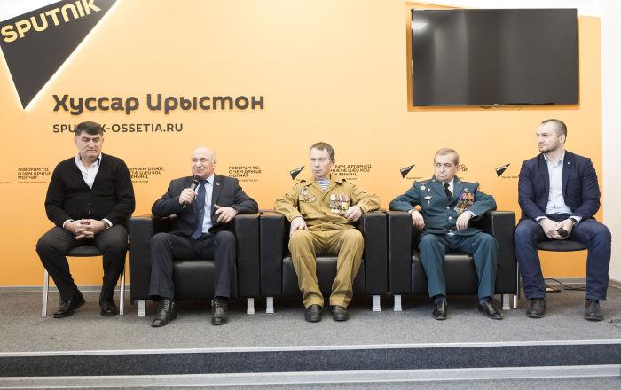 День вывода войск из Афганистана: пресс-конференция