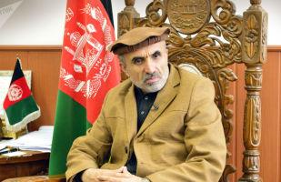 Афганский политик Мохаммад Алам Изидьяр